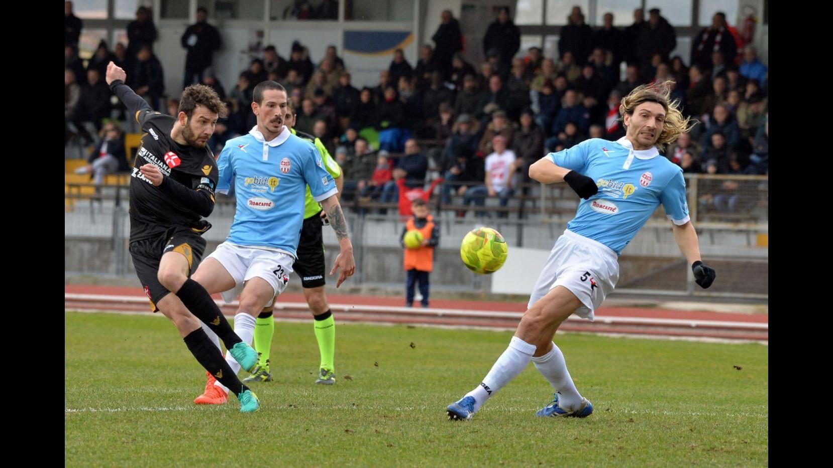 FOTO Lega Pro, Maceratese-Padova finisce 0-1