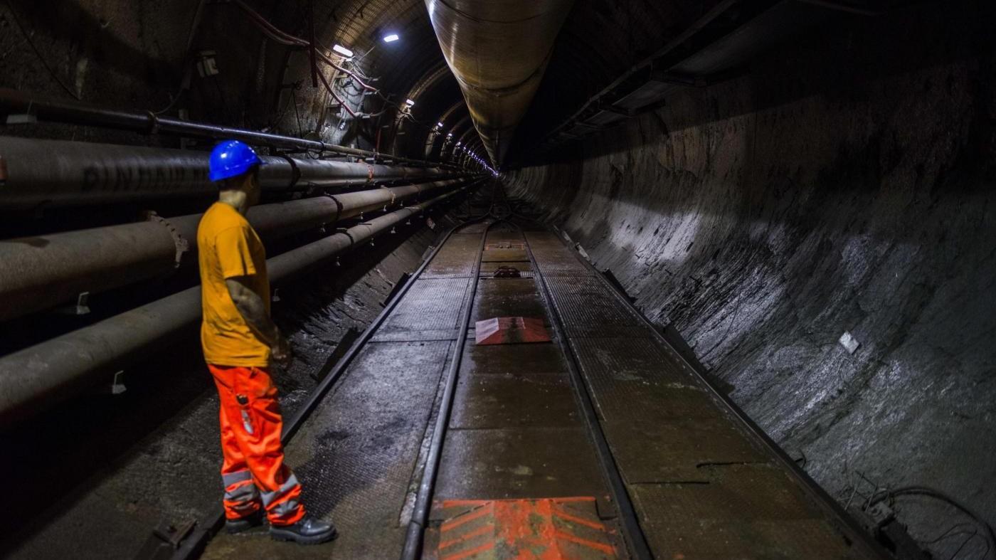 Tav, terminato scavo Chiomonte: prossimo step tunnel di base