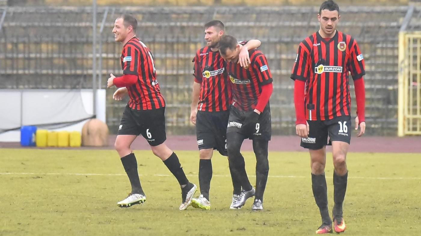 FOTO Lega Pro, Pro Piacenza supera Renate 1-0