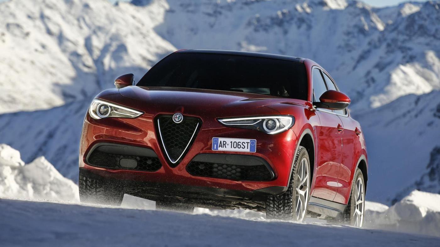 Fca presenta Stelvio, il primo Suv del marchio Alfa Romeo