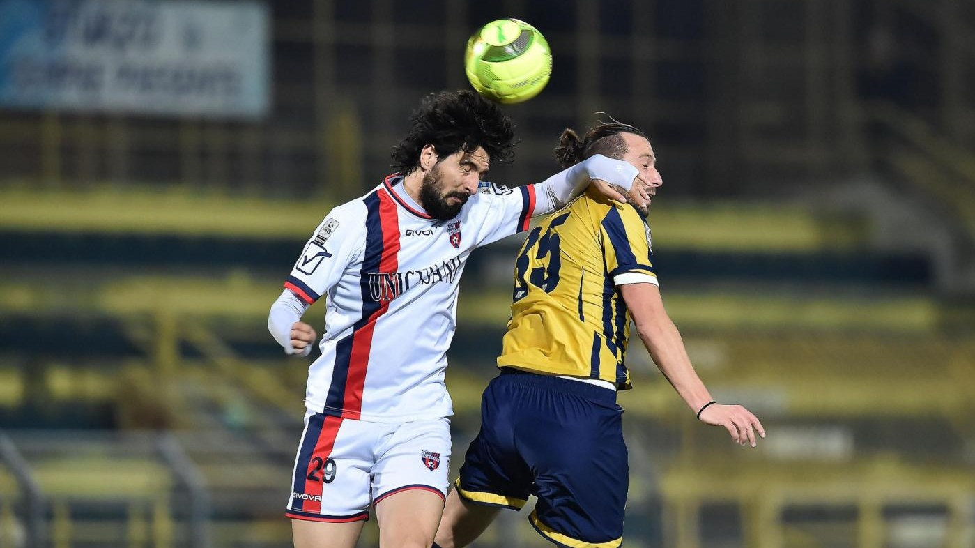 FOTO LegaPro, Juve Stabia-Fondi 1-1