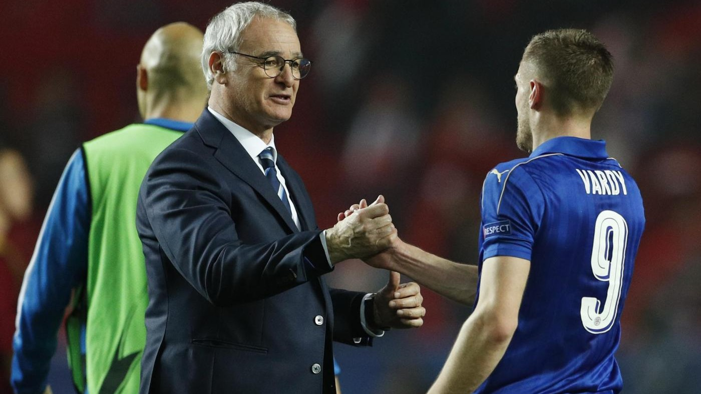 Leicester, Vardy: Falso mio coinvolgimento in esonero Ranieri