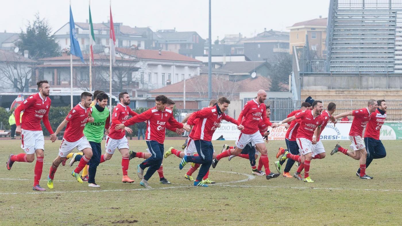 FOTO LegaPro, Piacenza-Cremonese 3-0