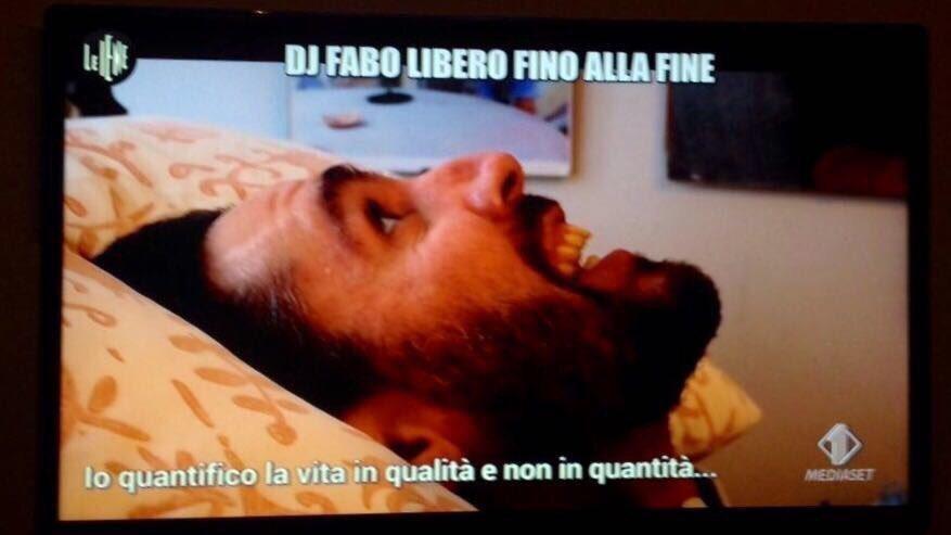 Dj Fabo è morto: Finalmente libero da un inferno di dolore