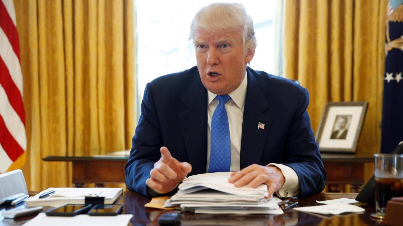 Trump chiederà 54 miliardi di spesa extra per il Pentagono