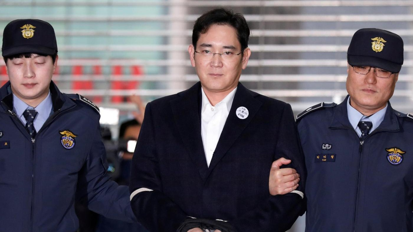 Sud Corea, scandalo corruzione: erede Samsung sarà imputato