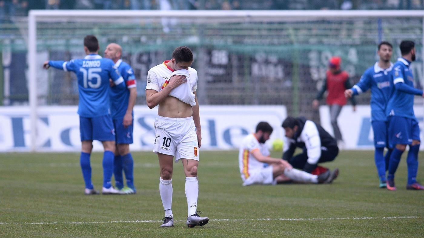 FOTO Lega Pro, Paganese batte Messina 2-0