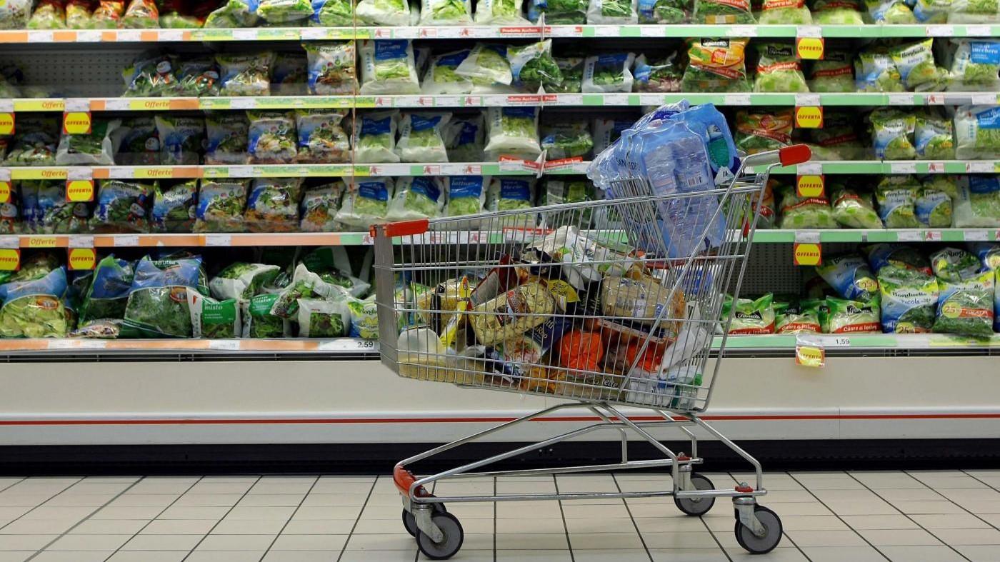 Inflazione a febbraio +0,3%, vola carrello della spesa a +1,1%