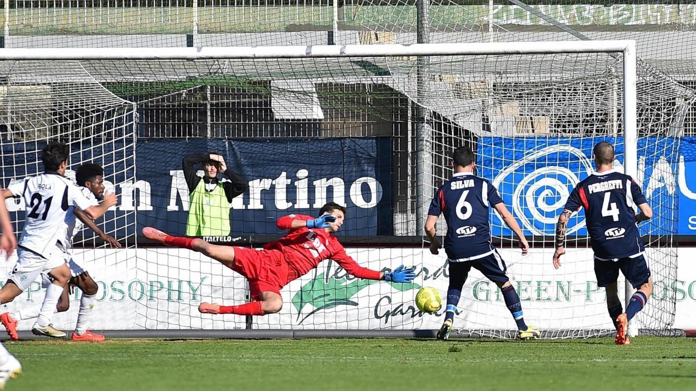 FOTO Lega Pro, Olbia-Piacenza 1-3