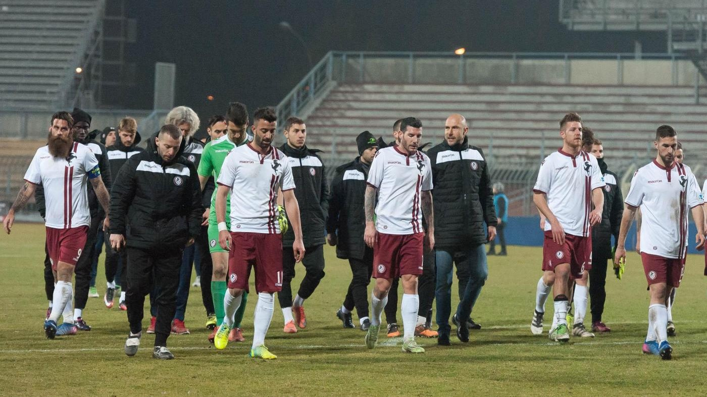 FOTO Lega Pro, Pro Piacenza-Arezzo 3-1