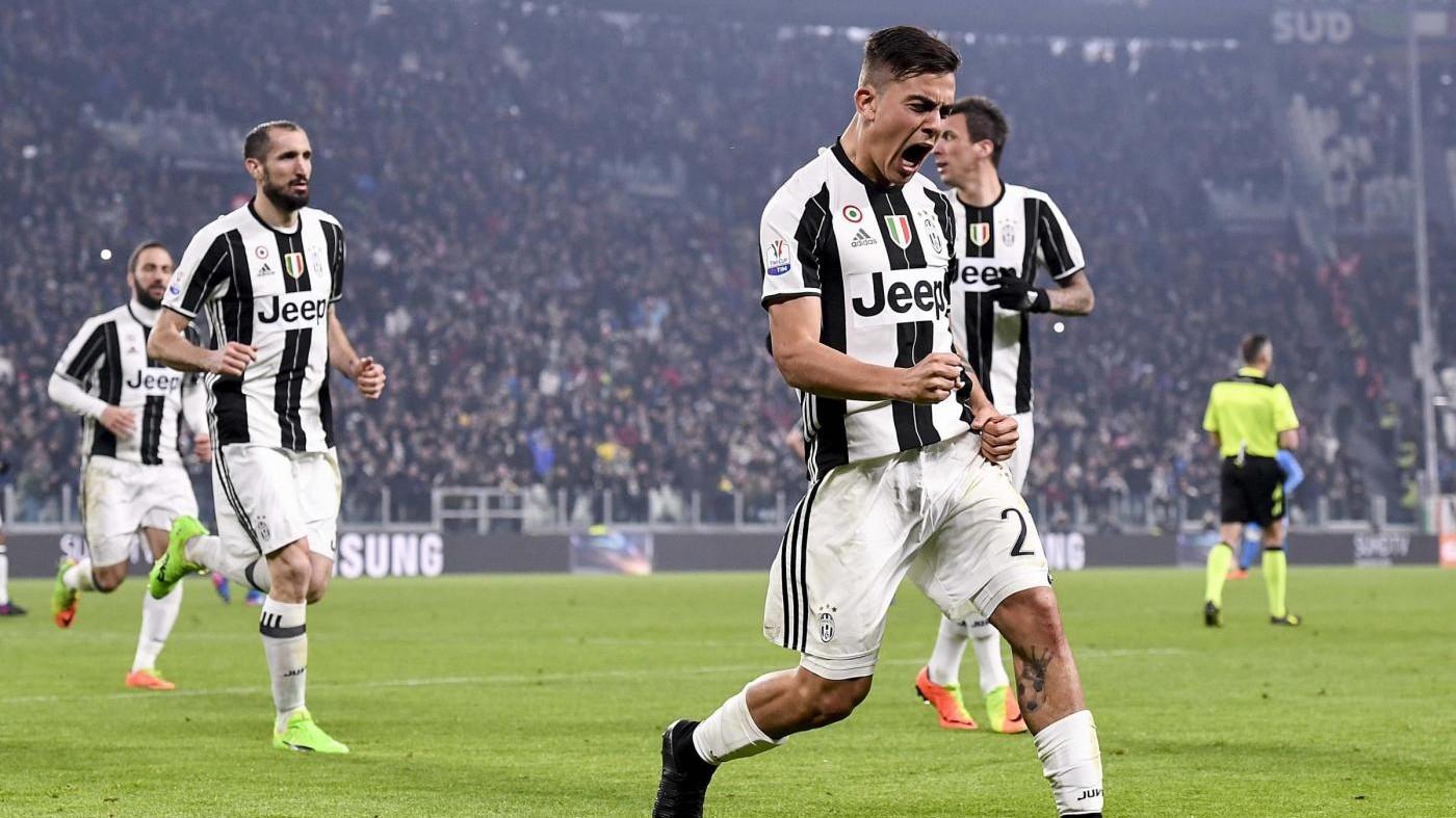 Juve, 3-1 al Napoli: Dybala-Cuadrado show tra le polemiche