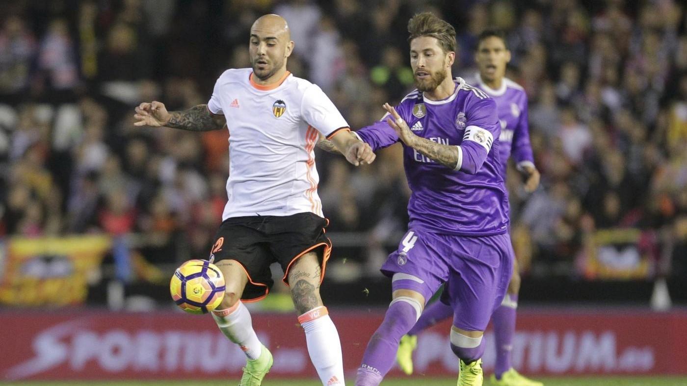 L'annuncio del ds del Valencia: A fine stagione riscatteremo Zaza