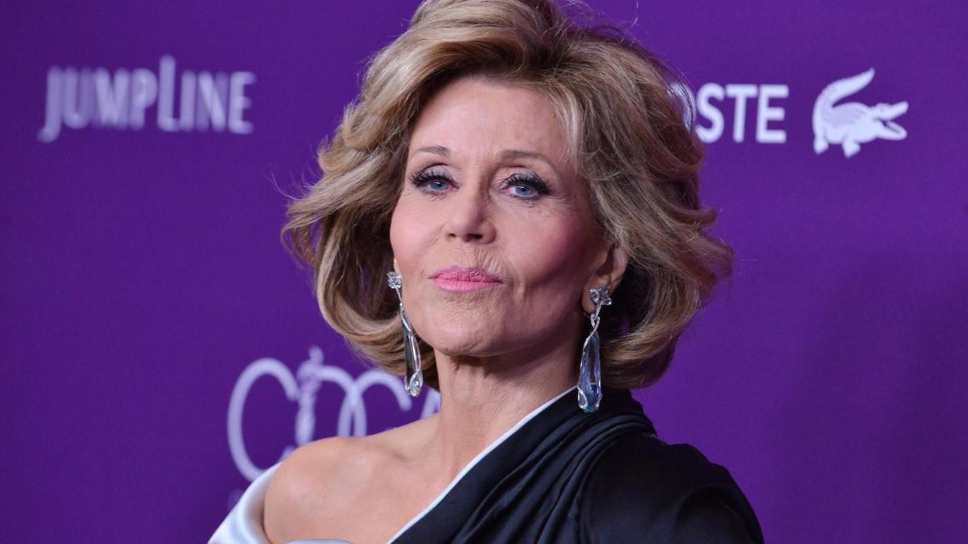 Jane Fonda rivela: Da bambina sono stata violentata