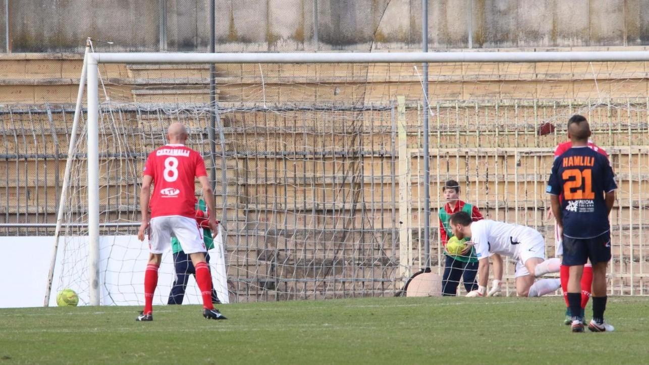 FOTO Lega Pro, Piacenza-Pistoiese 1-0