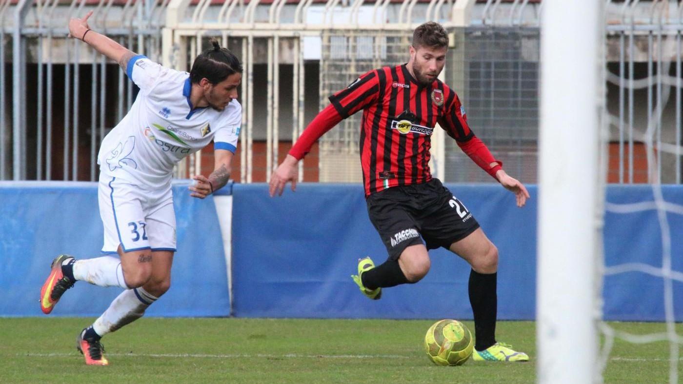 FOTO Lega Pro, Pro Piacenza- Prato 2-0