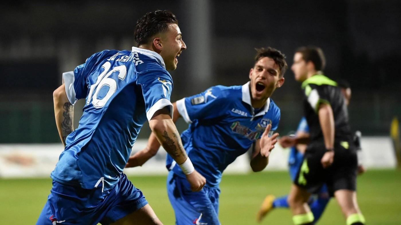 FOTO LegaPro, Paganese-Cosenza finisce 1-1