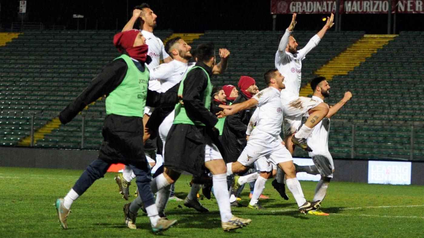 FOTO LegaPro, Ancona-Fano 0-2