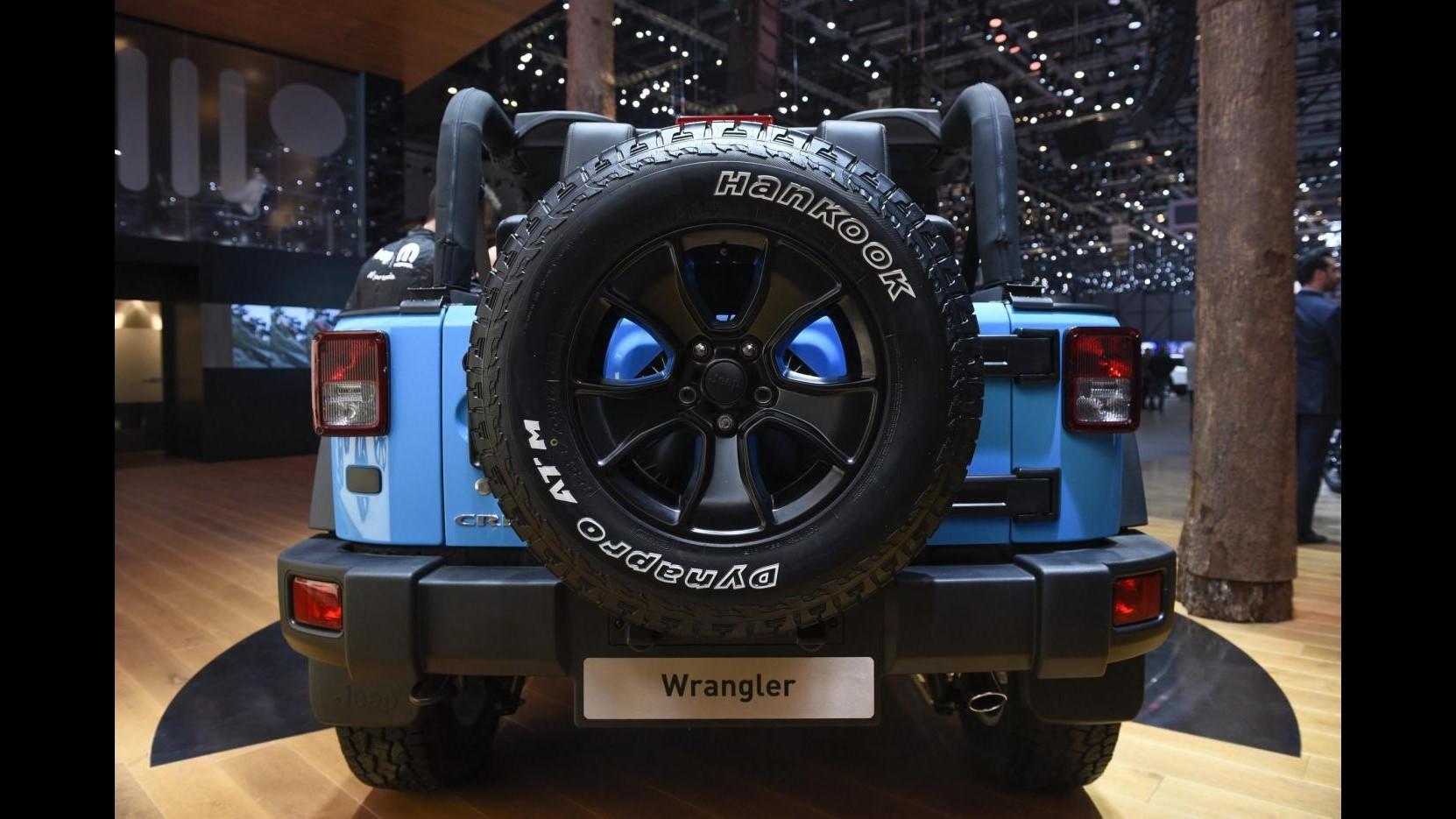 Dalla 500 alla Jeep Compass: tutti i modelli Fca al Salone di Ginevra