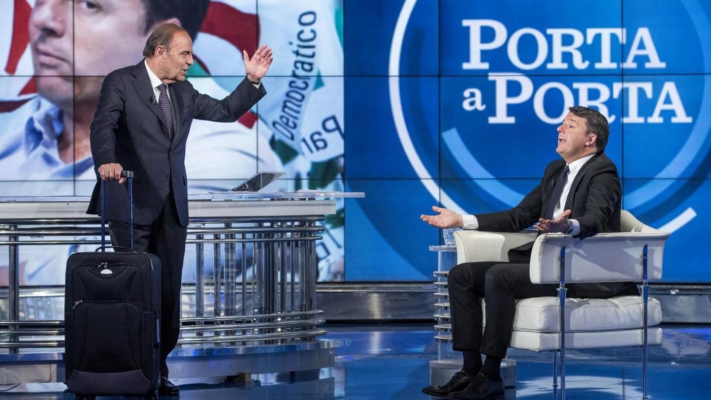 Pd, Renzi: Io leale, da Bersani e D'Alema risentimento personale
