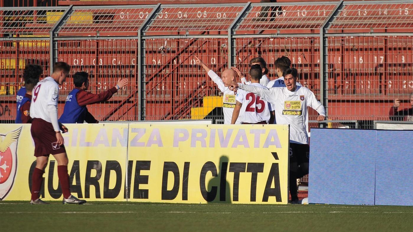 FOTO Lega Pro, Pontedera-Renate 1-1