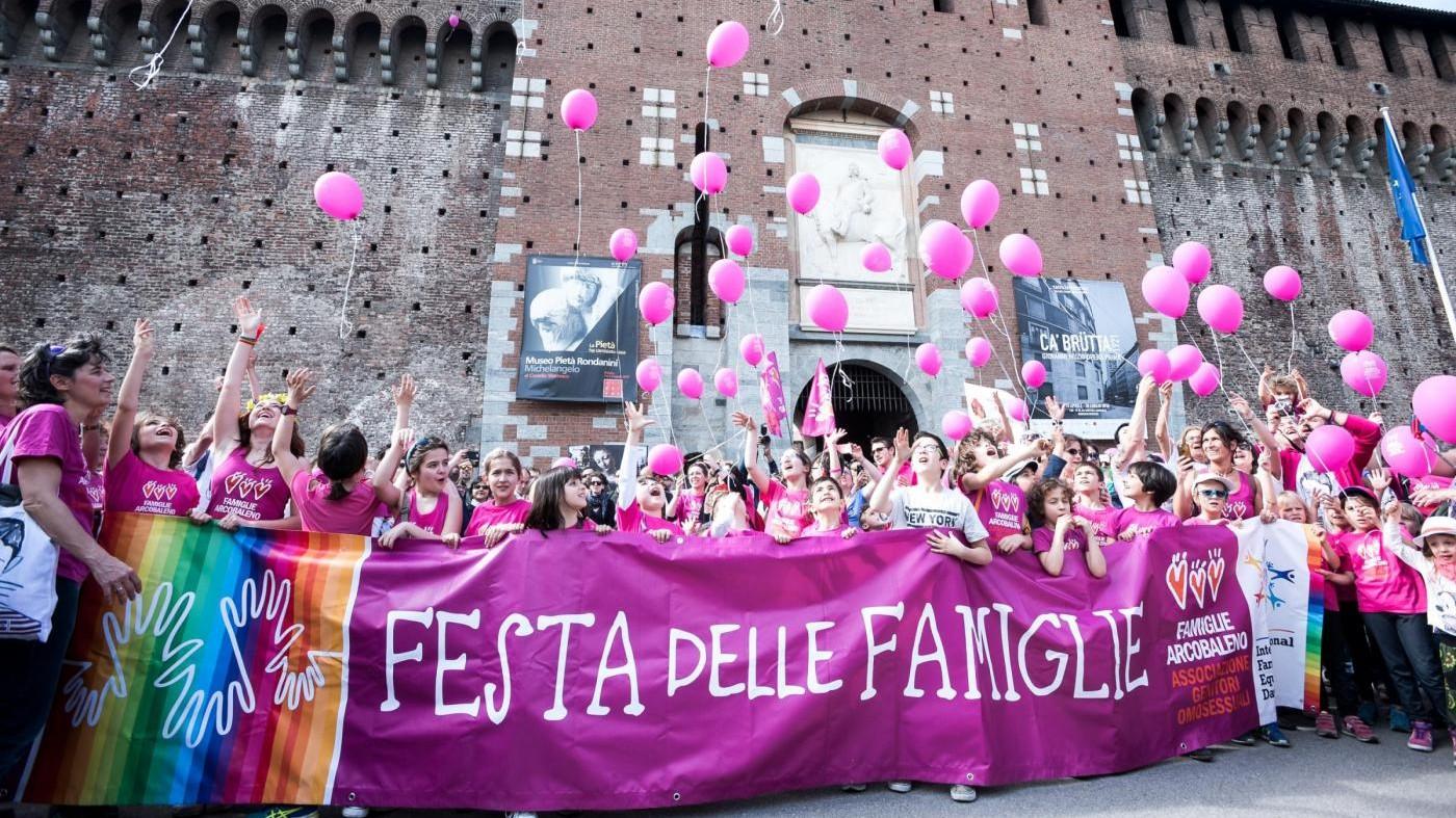A Firenze la prima adozione in Italia per una coppia gay
