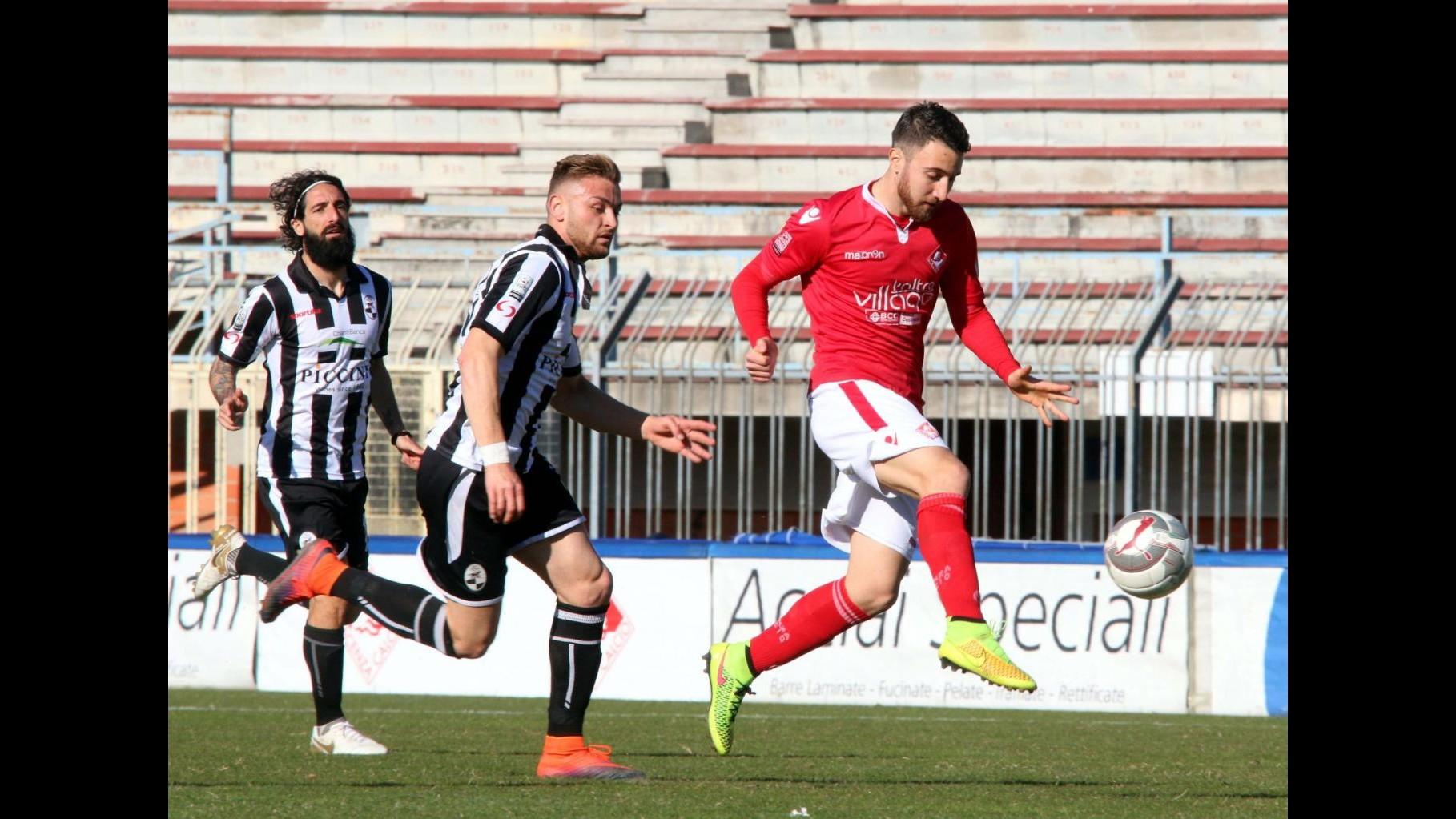 FOTO Lega Pro, Piacenza travolge Siena 3-0