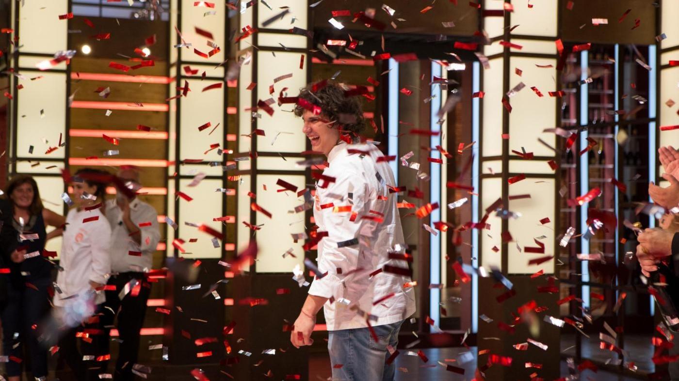 Valerio Braschi vince la sesta edizione di MasterChef