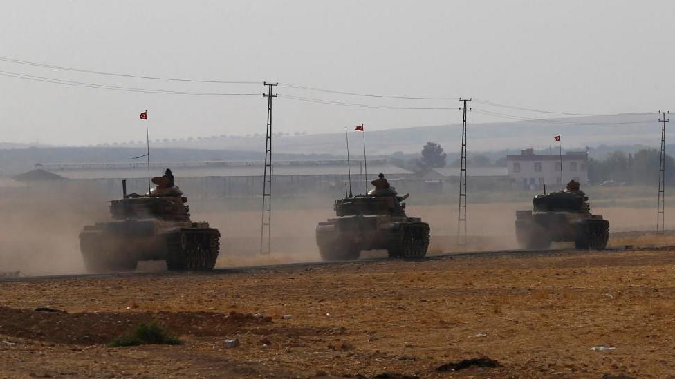 Siria, esercito Turchia: Uccisi 71 combattenti curdi