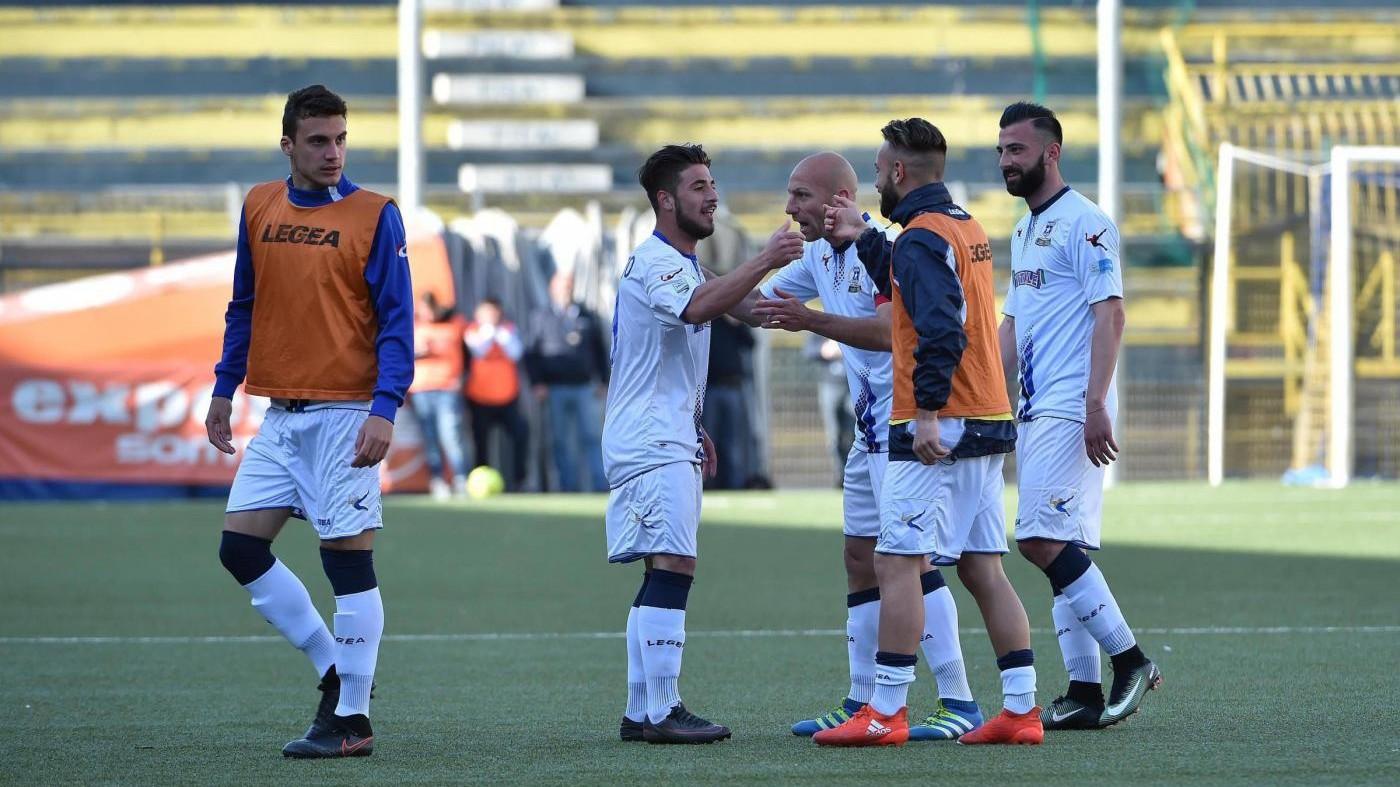 FOTO Lega Pro, Juve Stabia-Paganese 0-1