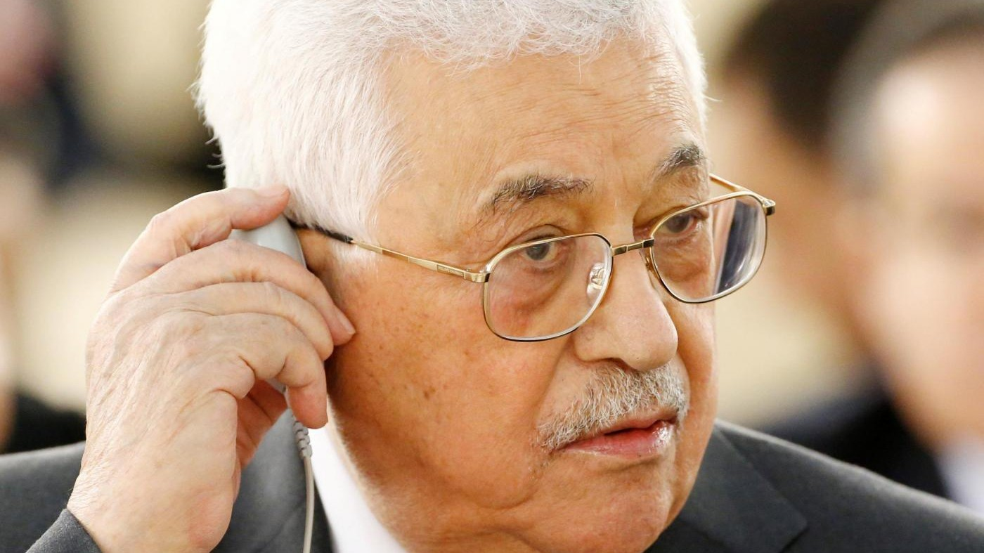 Medioriente, Trump ha invitato Abbas alla Casa Bianca
