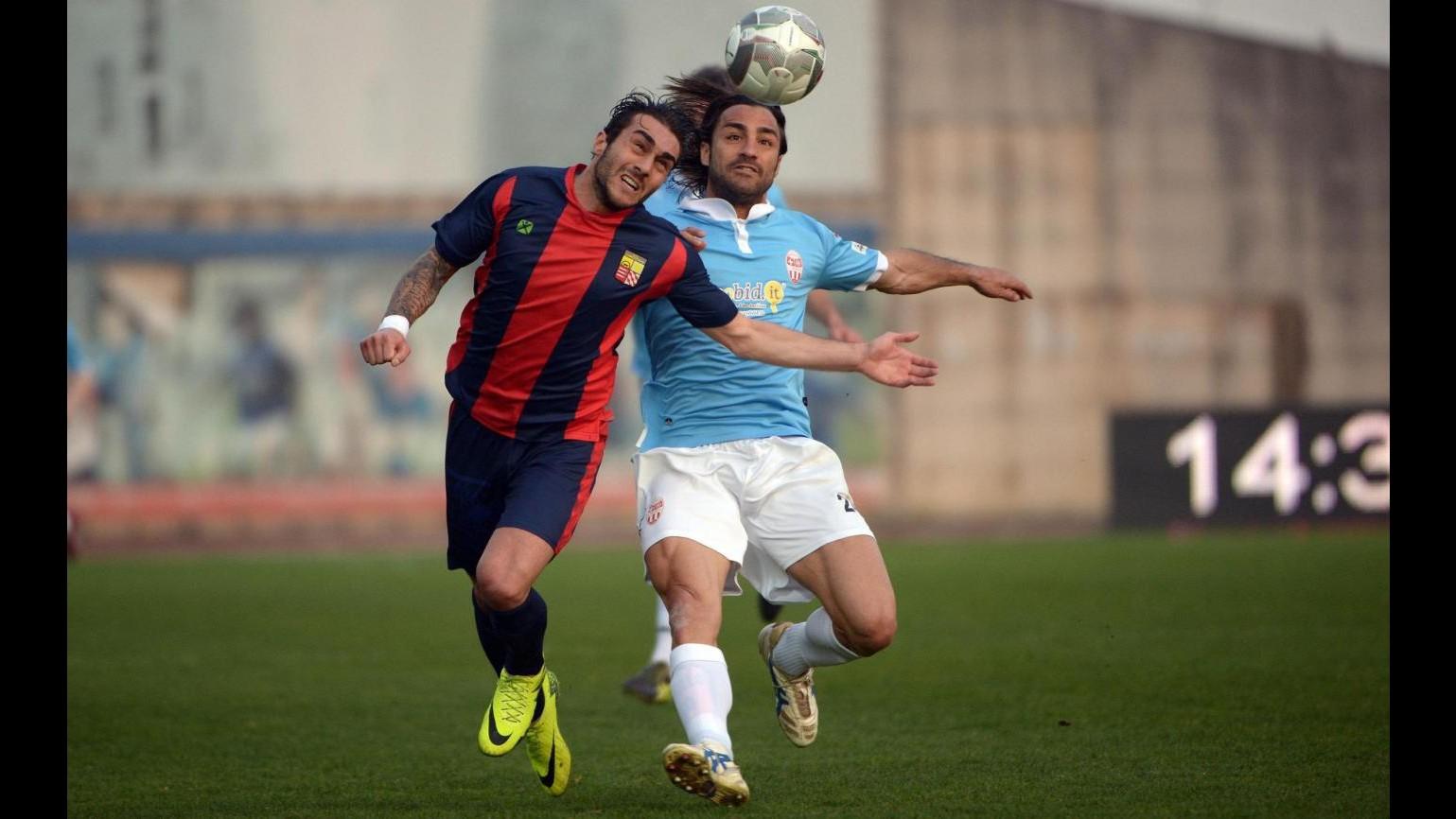 FOTO Lega Pro, Lumezzane-Maceratese finisce 1-1