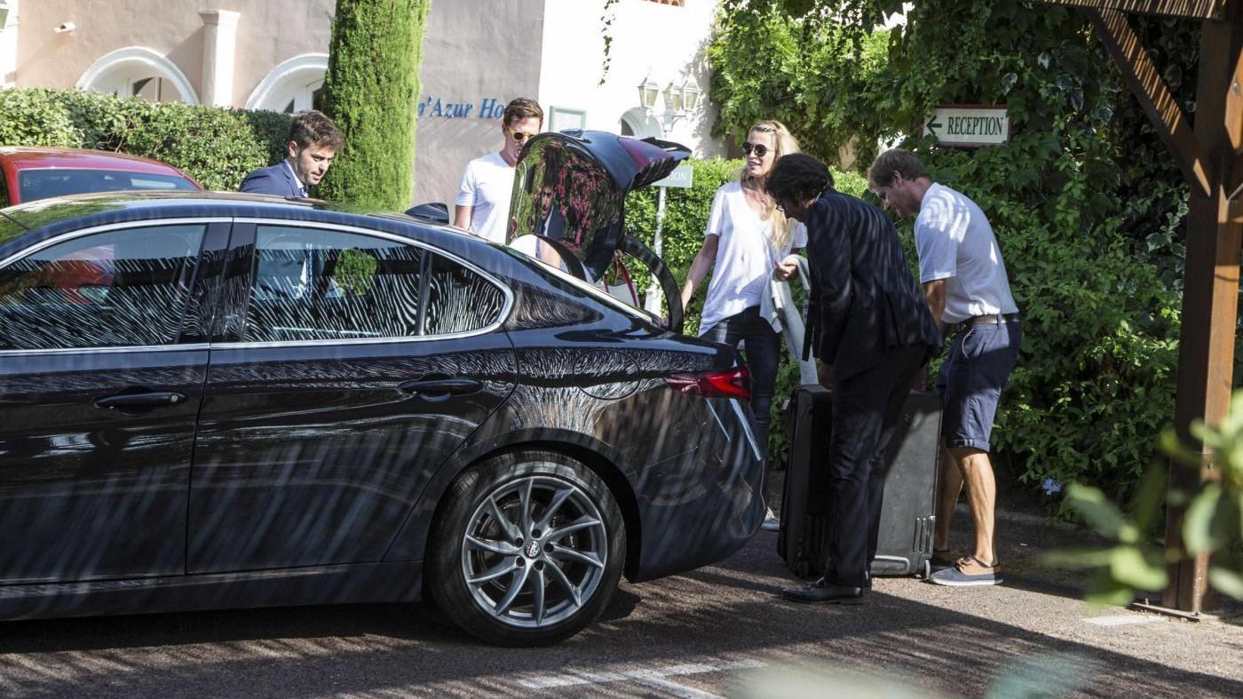 Alfa Giulia e Maserati per gli ospiti di DiCaprio al party benefico di Saint Tropez