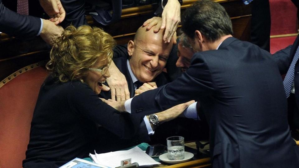 Minzolini, M5S: Oggi Senato è fuori legge, finito Stato di diritto