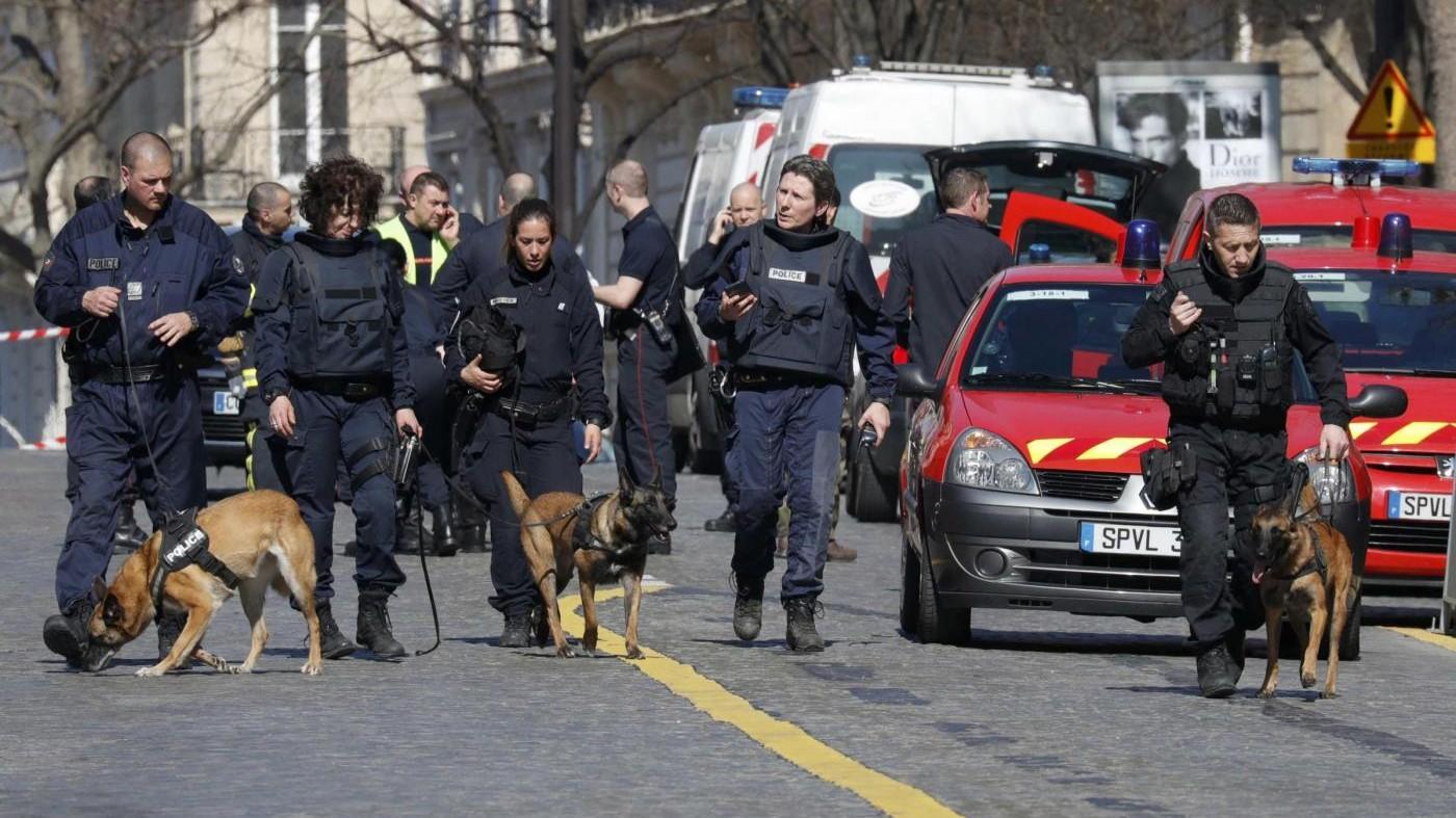 Francia, Atene: Lettera esplosiva in Fmi inviata dalla Grecia