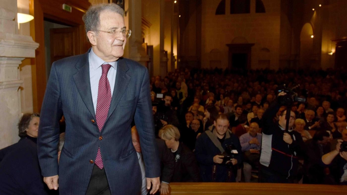 Ue, Prodi: Oggi nessuna 'caravella' europea, solo cinesi e Usa