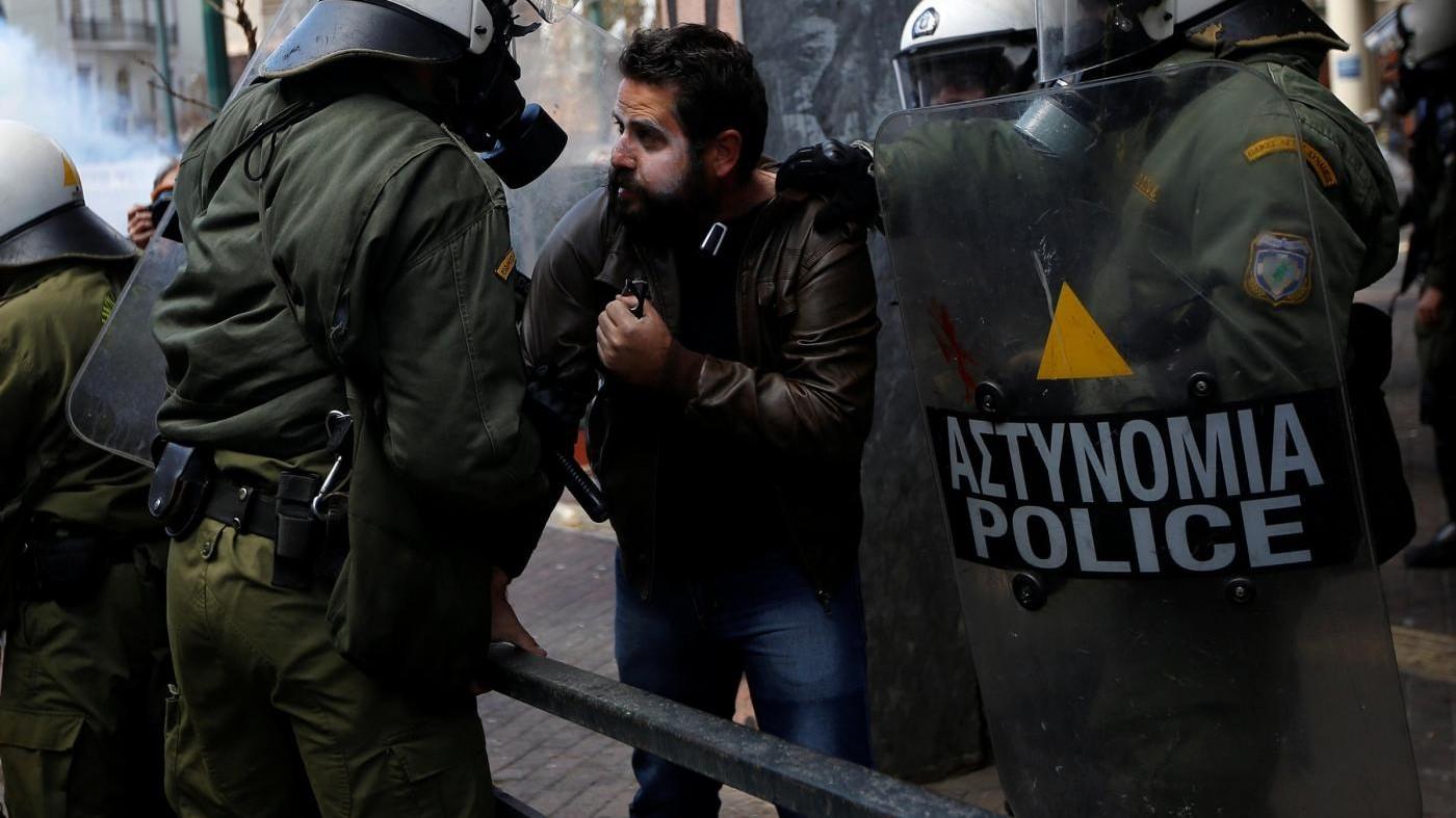Grecia, polizia esamina otto lettere sospette trovate in ufficio postale