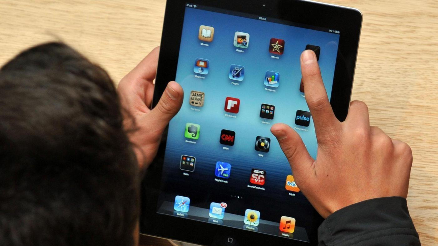 Gli Usa vietano i tablet sui voli da Medioriente e Nord Africa