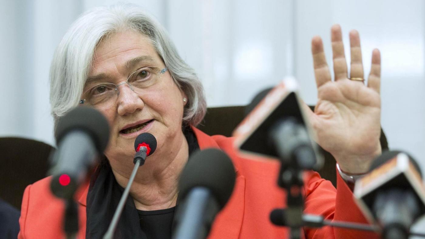 Juve, Bindi: Antimafia non fa processi, inchiesta andrà avanti