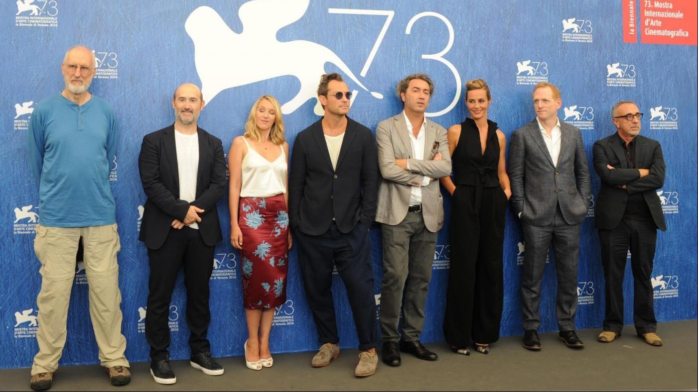 'The young pope' di Sorrentino presentata a Venezia 73