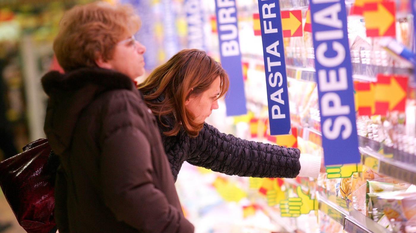 Inflazione frena a marzo: +1,4% annuo. In Eurozona all'1,5%