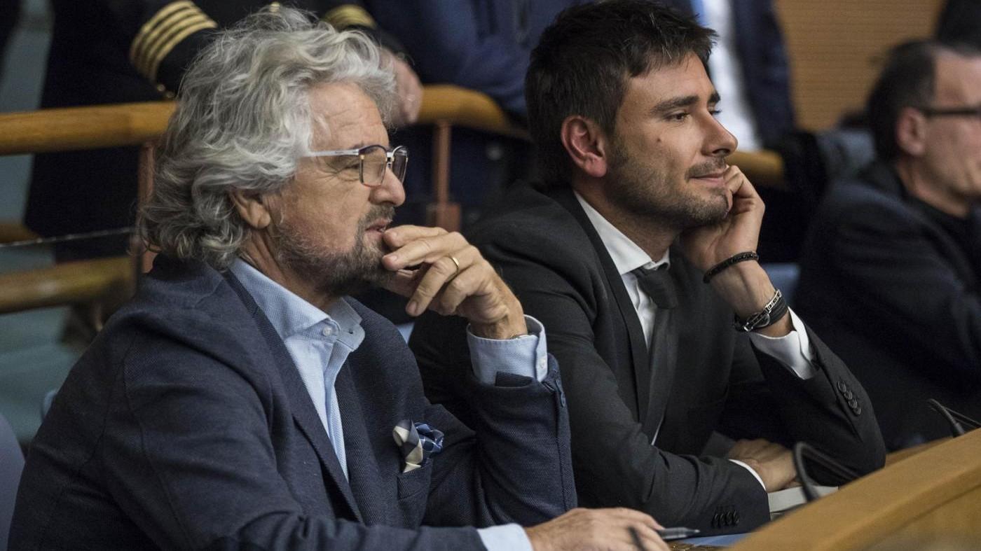 Genova, Grillo e Di Battista indagati per diffamazione