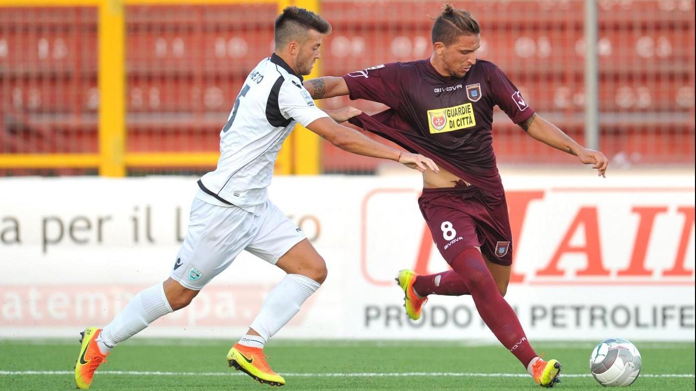 FOTO LegaPro, Pontedera-Olbia 0-0
