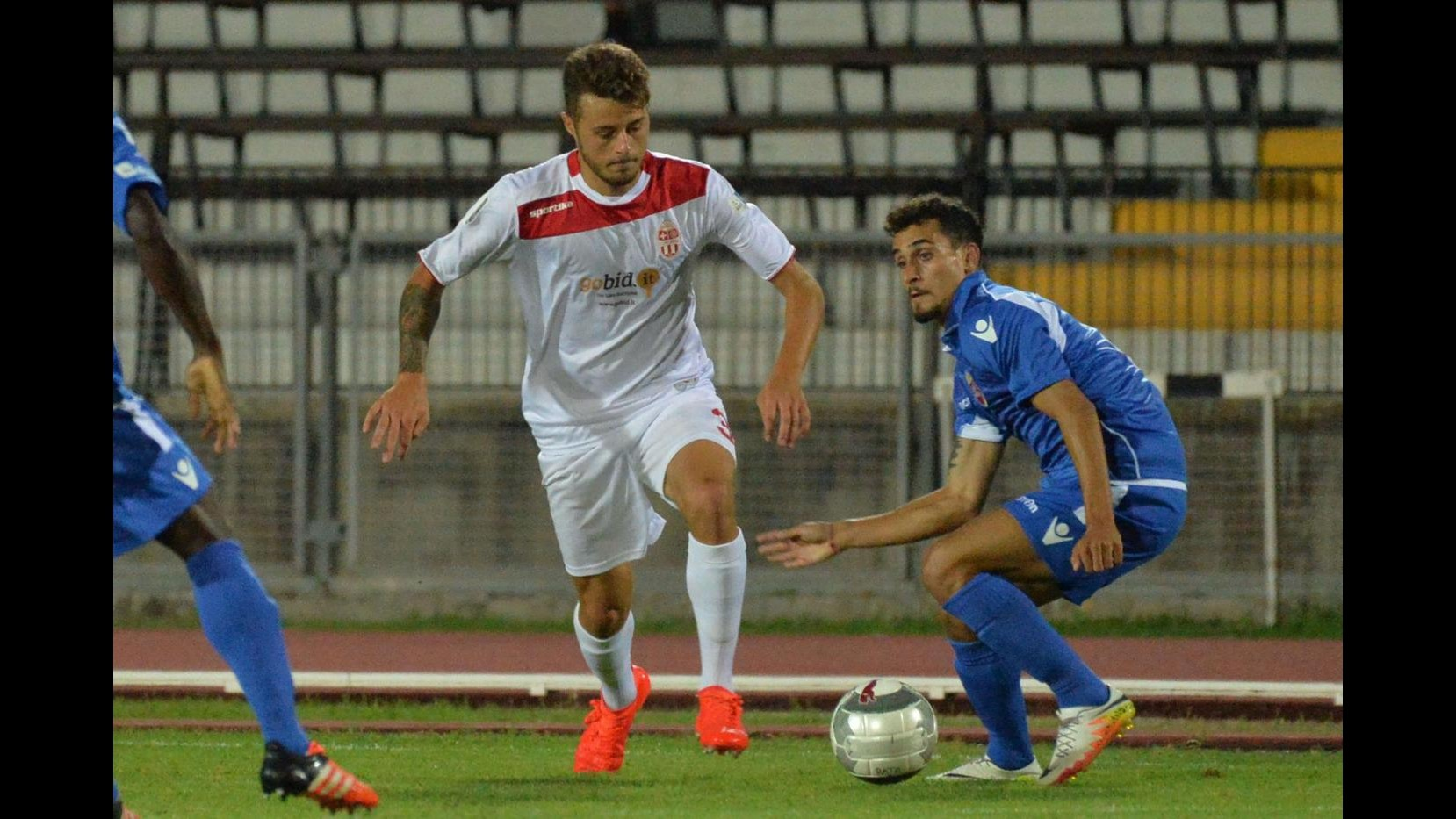 FOTO Lega Pro, Maceratese-Ancona 0-0