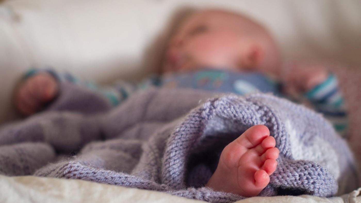 I neonati italiani sono più 'piagnoni' dei tedeschi