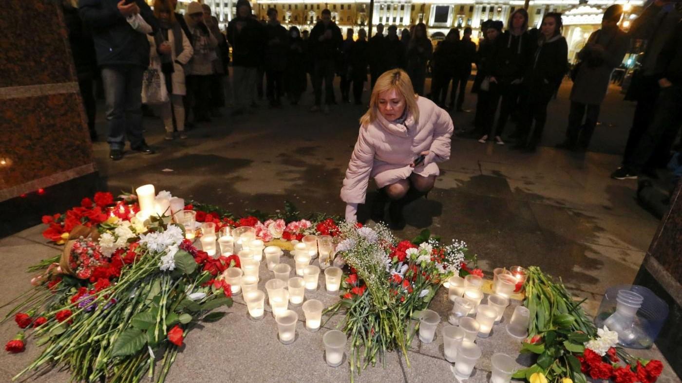 Bomba a San Pietroburgo: 14 morti, il kamikaze è un kirghiso