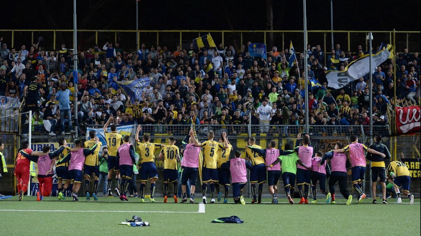 FOTO LegaPro, Juve Stabia-Siracusa 2-0