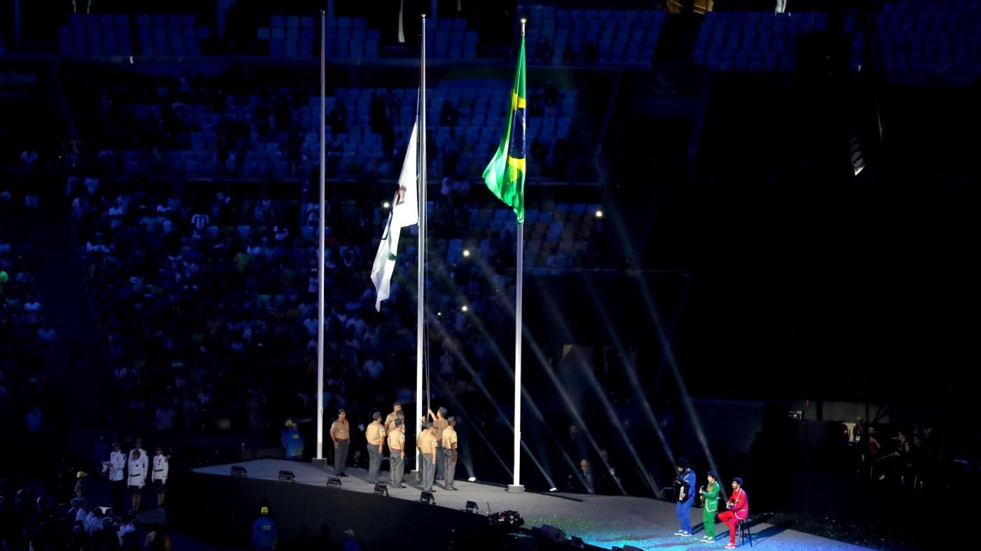 FOTO Cala sipario su Paralimpiadi di Rio: Italia con 39 medaglie
