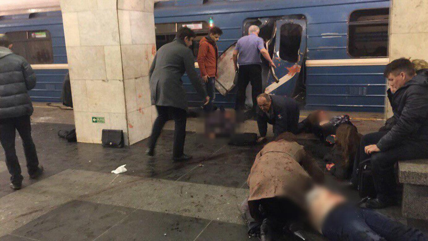 San Pietroburgo, l'accusato per errore della strage viene licenziato