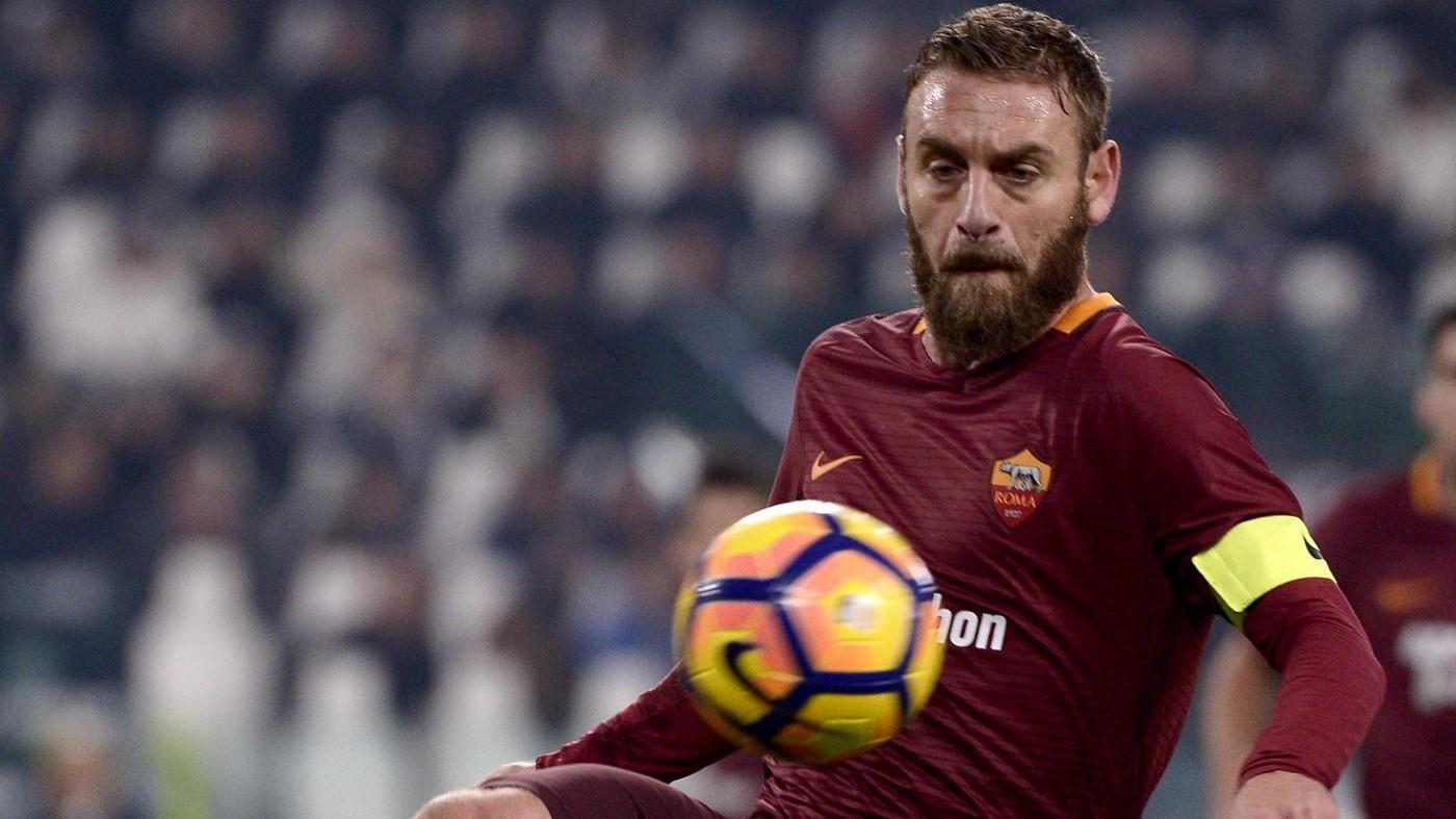 De Rossi: La Roma deve fare di tutto per trattenere Spalletti