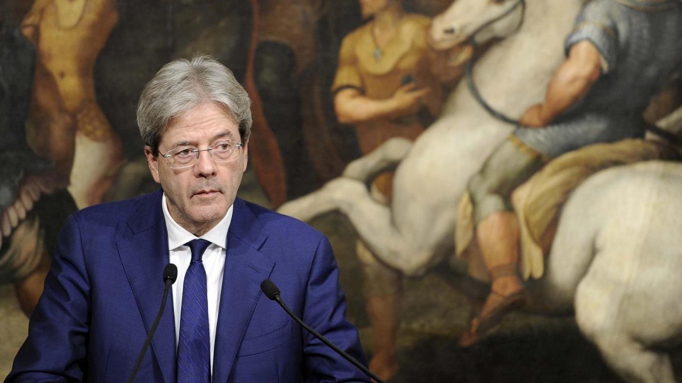 Gentiloni al Pd: Impegno per rafforzare coesione maggioranza